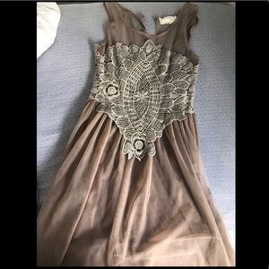 Vintage looking cocktail dress from ModCloth